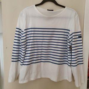 Saint James stripe t shirts